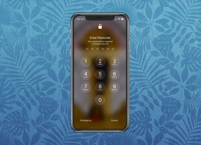 Enter password for tips