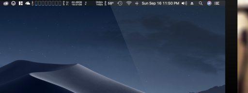 mac menu bar icons