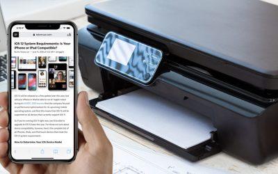 safari print reader view