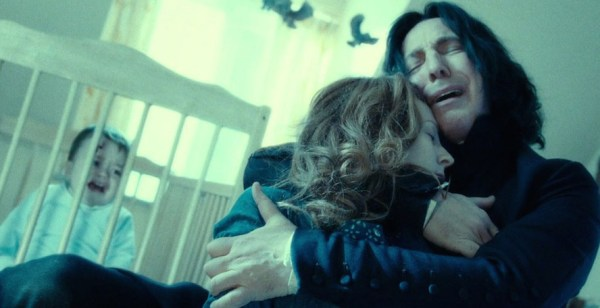Snape after all the time