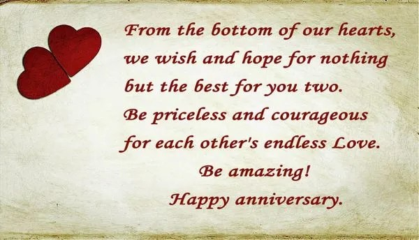 Cool Happy Anniversary Pictures with Wishes 2