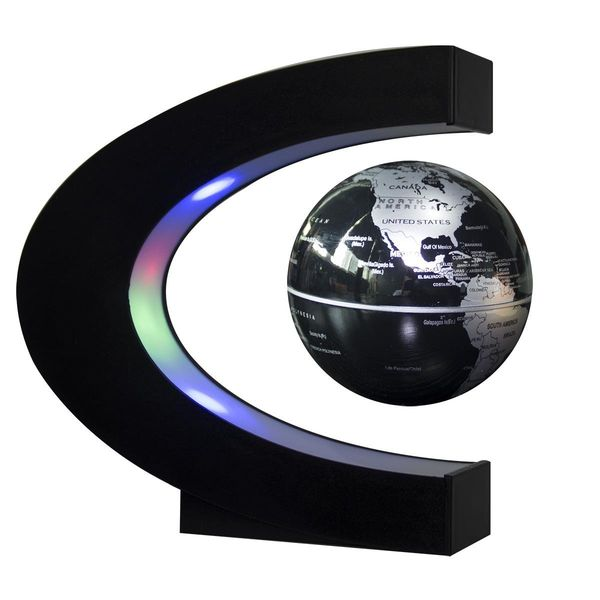 Senders Floating Globe with LED Lights