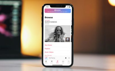 apple music iphone
