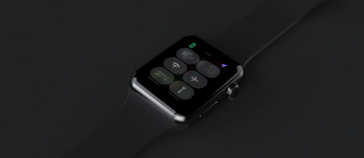 apple watch rearrange control center