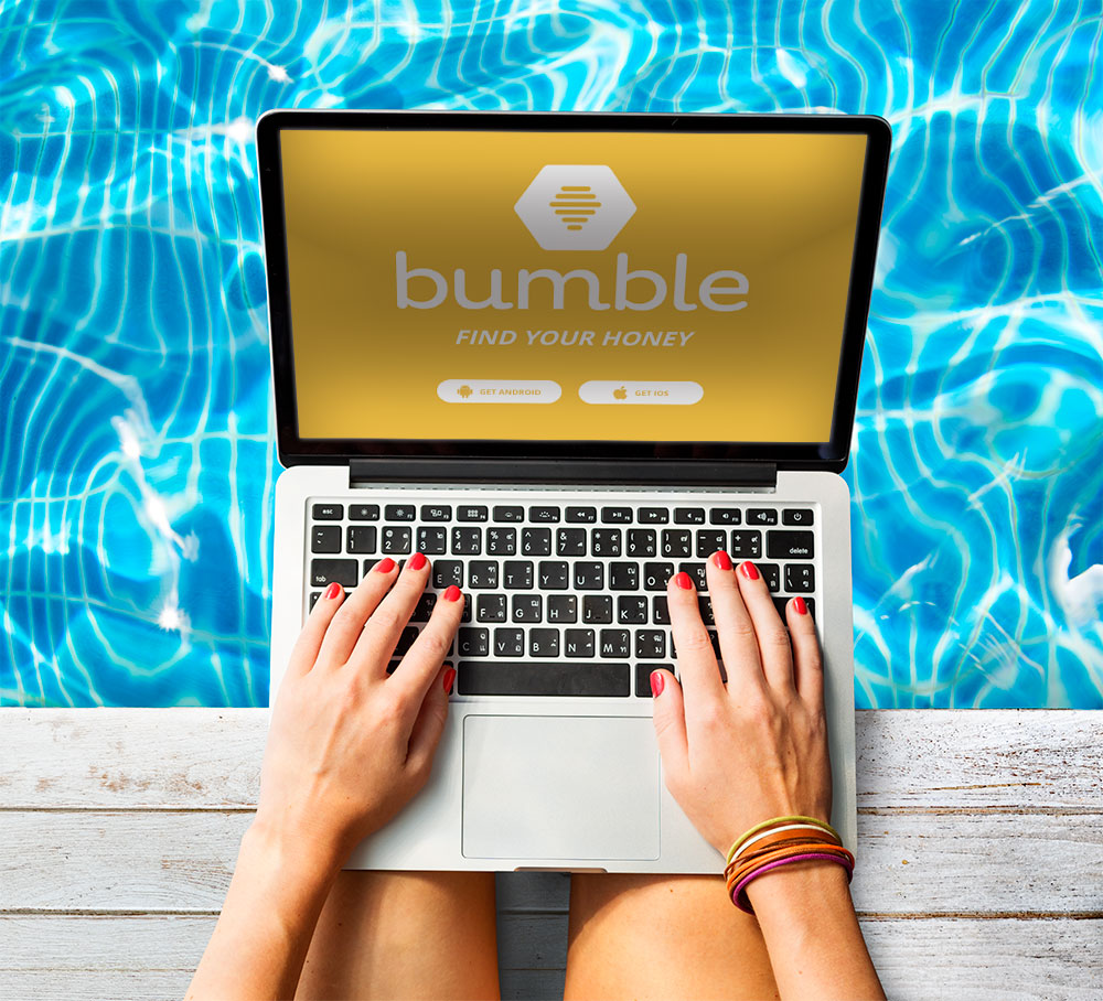 Seems brilliant bumble dating app how it works Shine You