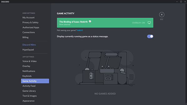 How to Set Custom Discord Game Status - 4G Britain