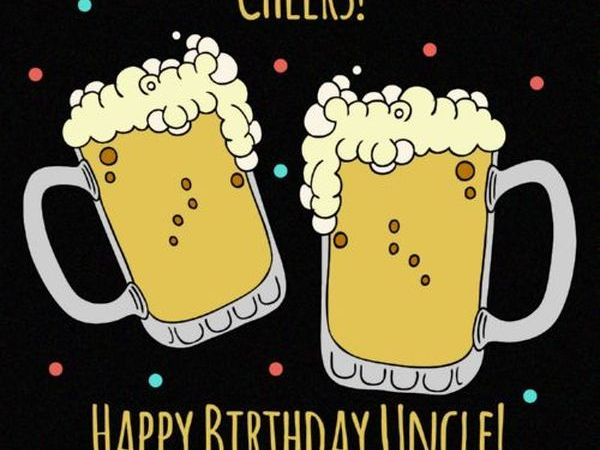 Astonishing Happy Birthday Uncle Funny Birthday Cards Online Fluifree Goldxyz