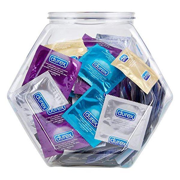Condom bowls