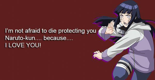 Deep Anime Love Quotes 3