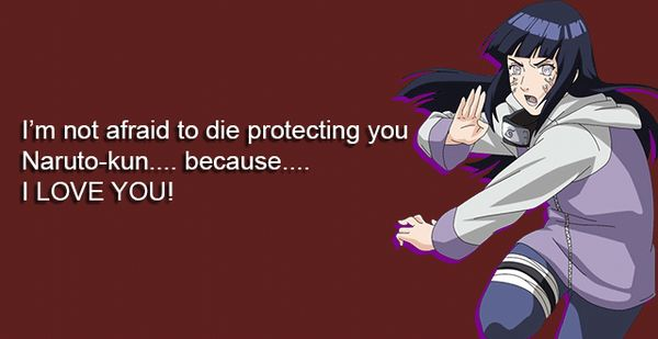Deep Anime Quotes about Love for Him 3