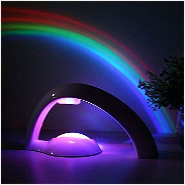 Ralvox LED Rainbow Projector