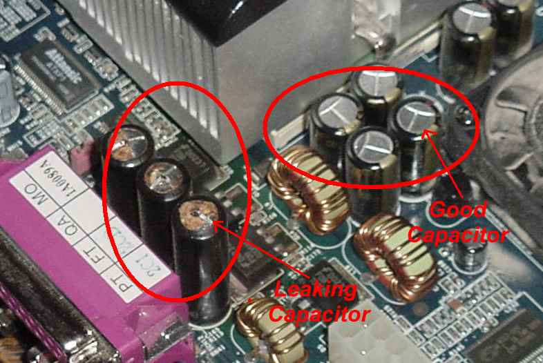 how to check if your motherboard is fried