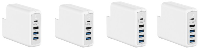 dockcase adapter lineup