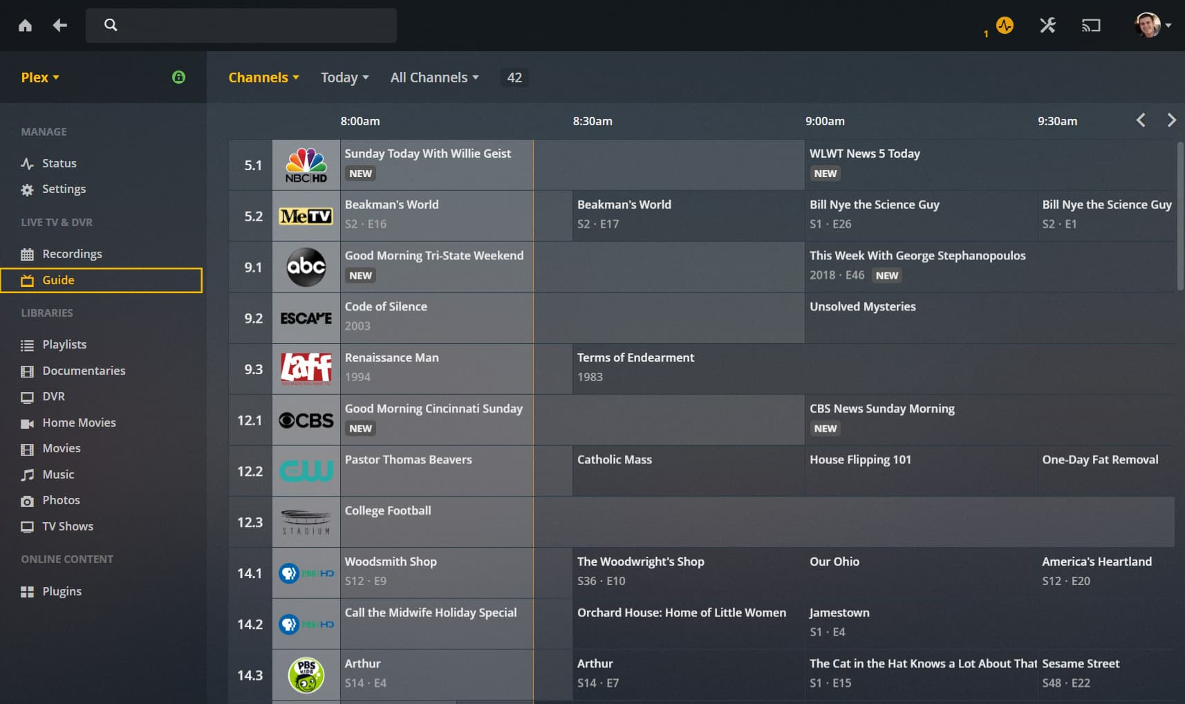 Plex Live TV & DVR: An Imperfect But Essential Tool for Cord