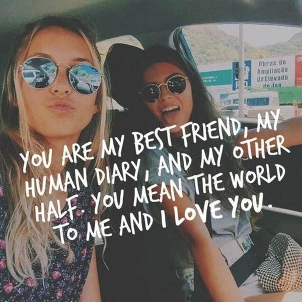 The Best Instagram Captions and Quotes for Your Best Friend
