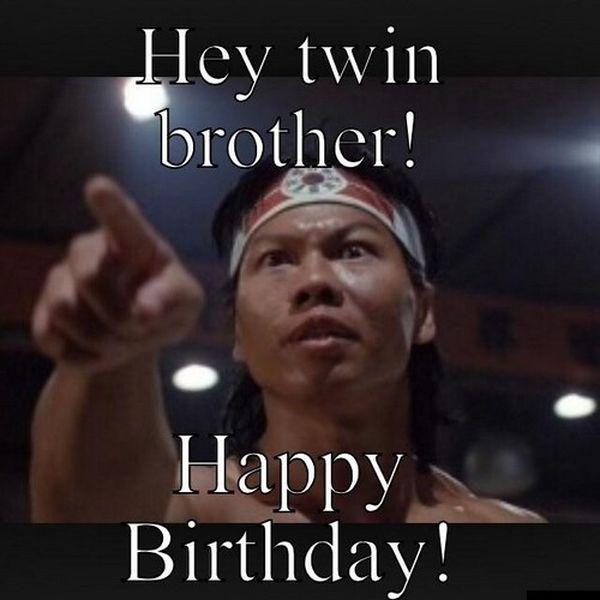 Birthday twin meme 3