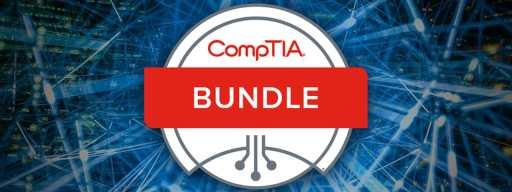 comptia it training bundle