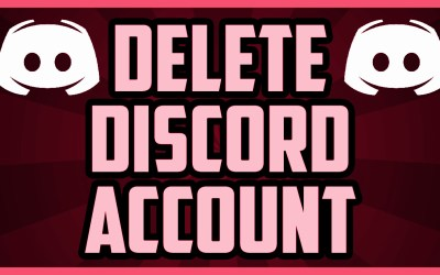 How To Delete a Discord Account