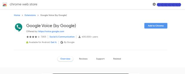 كيفية استخدام Google Voice على سطح مكتب الكمبيوتر 7