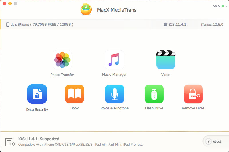 Backup Your iPhone Photos, Music, Videos without iTunes