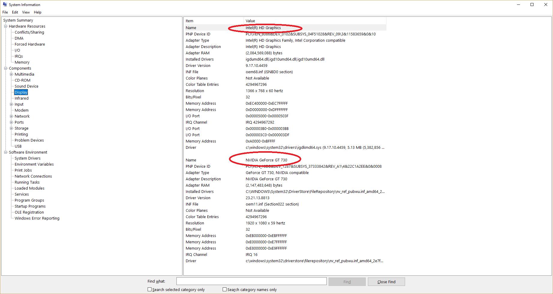 check ram windows 10 nvidia ▷▷ a c i