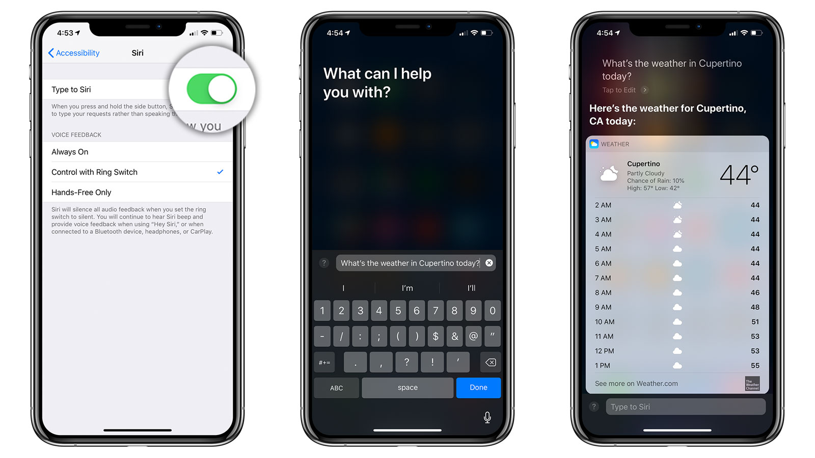 Enable 'Type to Siri' to Type Your Siri Questions Instead of