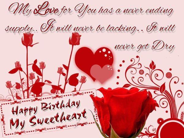 Happy birthday my love images 2