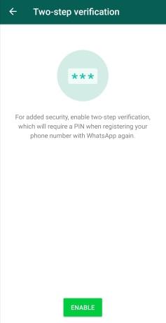 كيفية التحقق مما إذا كان شخص آخر يستخدم حساب WhatsApp الخاص بك 7