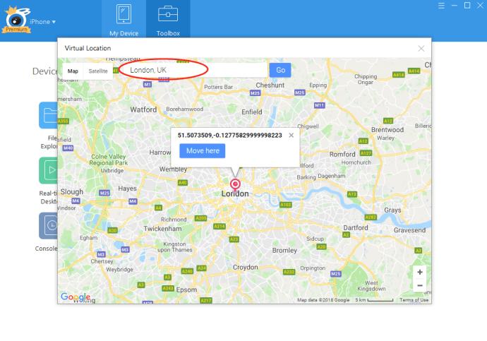 Cómo cambiar su ubicación en Bumble 26