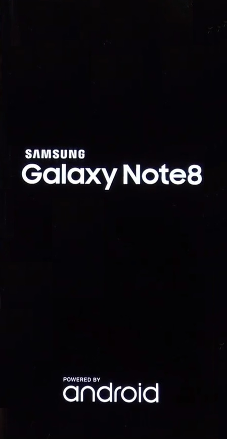 galaxy note 8 sound not working