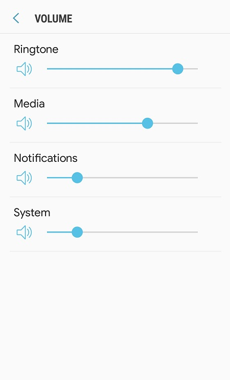 galaxy note sound not working