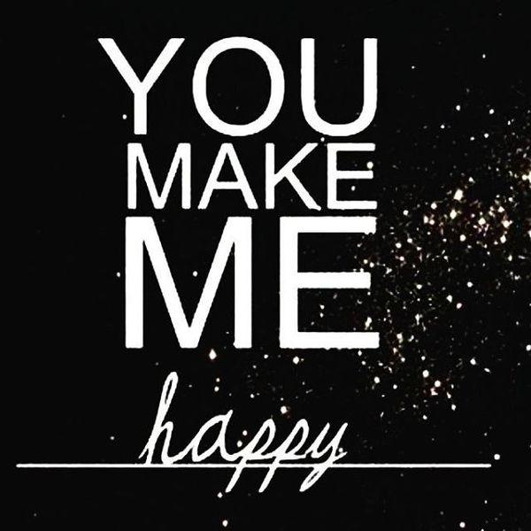 3-you make me happy