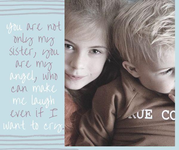 Брат и сестра Цитаты 2