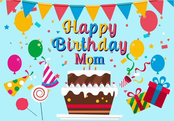Happy Birthday Mom Quotes 9