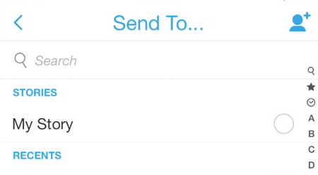 Add Music to Your Snaps in Snapchat