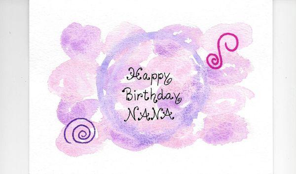 Beautiful Happy Birthday Nana Images 5