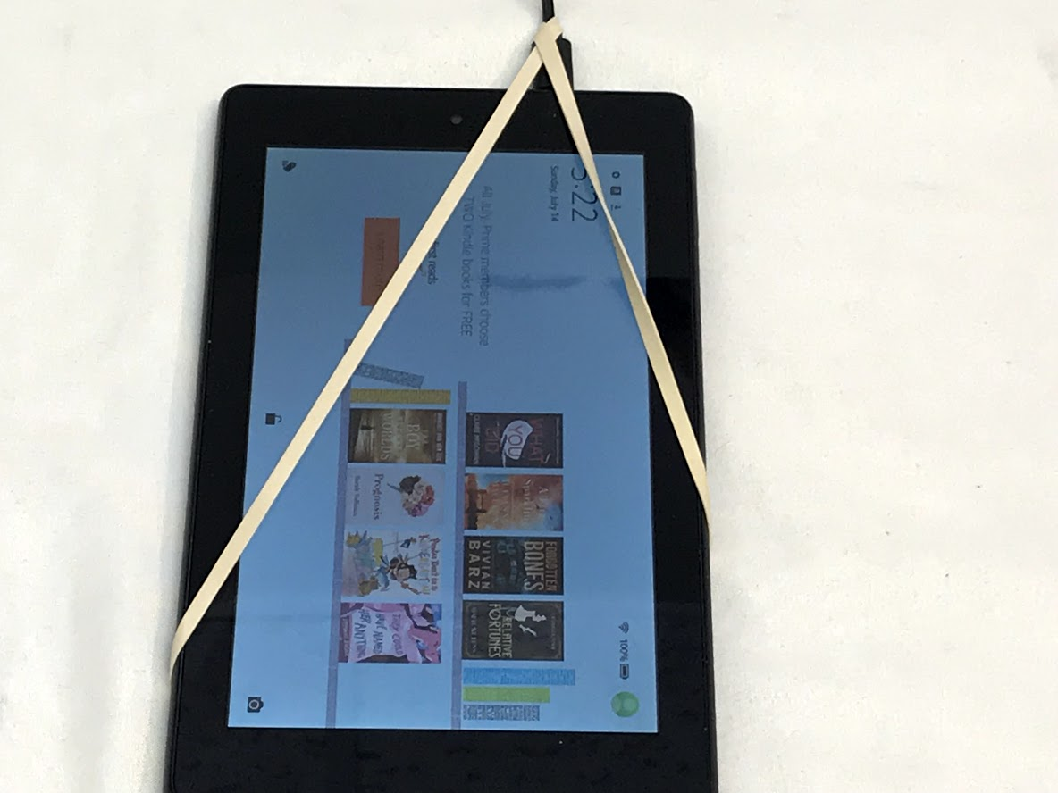 Amazon Fire Tablet Not Charging? Here's How To Fix It