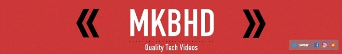MKBHD Channel