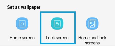 Samsung J7 Pro Change Lock Screen