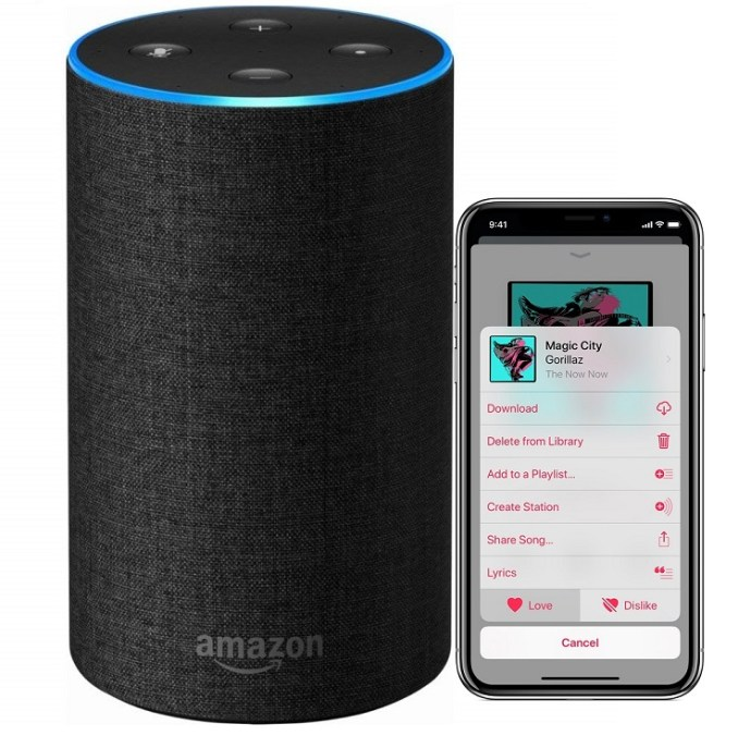 Use Amazon Echo with Apple Music