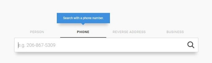 White Pages Reverse Phone