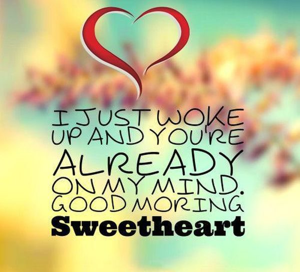 The Best Morning Quotes to Say 'I Love You'-1