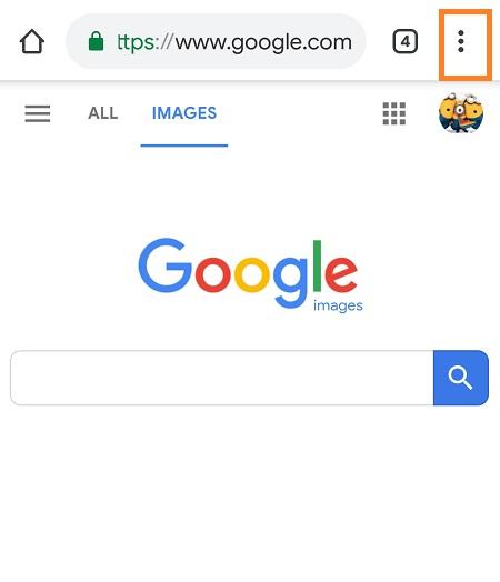 Búsqueda de imágenes inversa Google