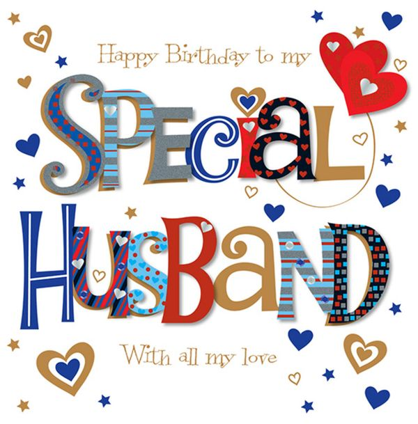 Beautiful Happy Birthday Husband Images 2