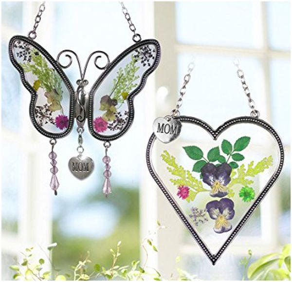 Mom Butterfly Sun Catcher