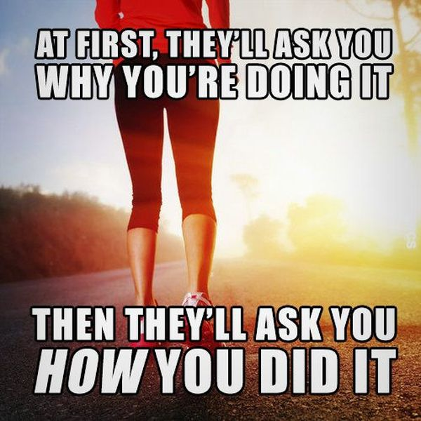 Funny Motivational Fitness Memes 1