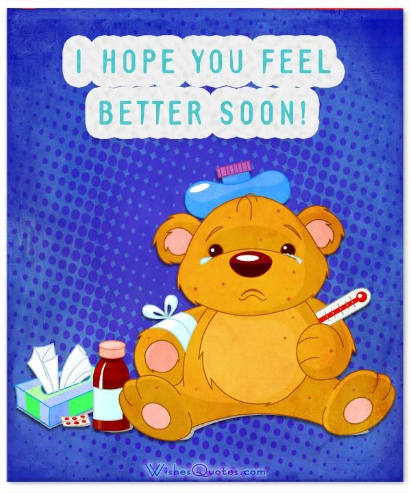 Get Well Soon Wishes Quotes And Messages To Text Your Friends