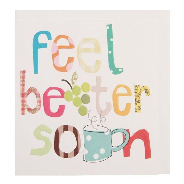 feel better soon