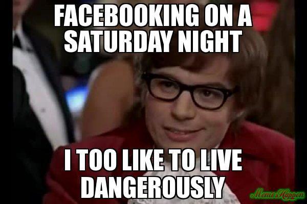 Fun Saturday night meme 3