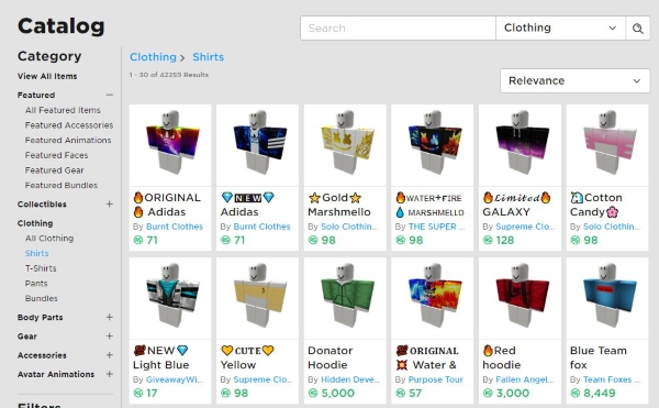 How To Make Your Own Shirt In Roblox